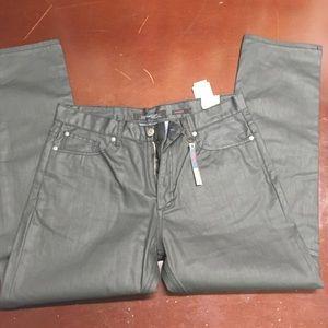 Black matte vintage jeans 36 waist 32 length